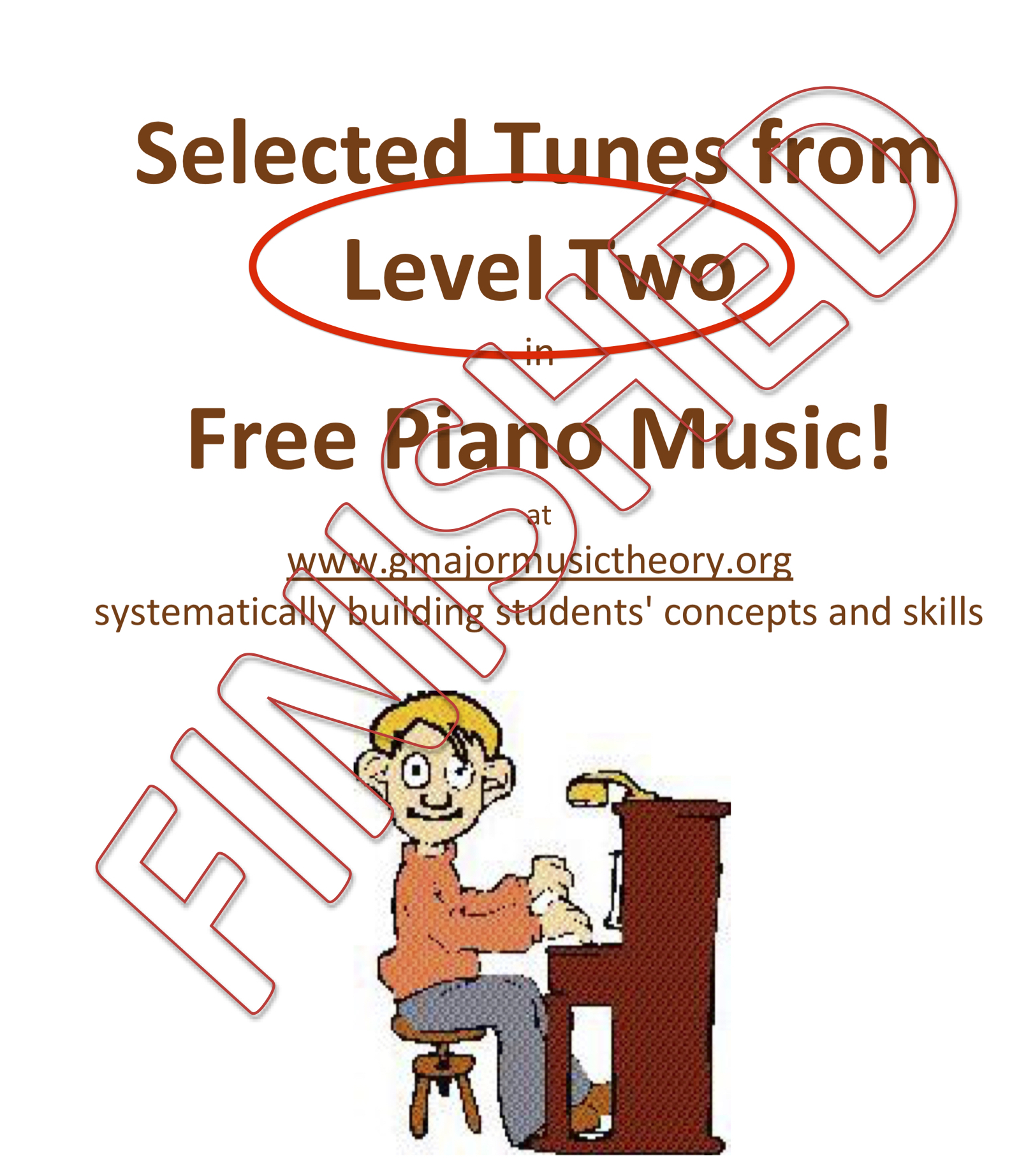 Theory Piano Town Level 2